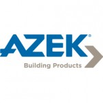 Azek brand deck materials, rails, and fence supplies.